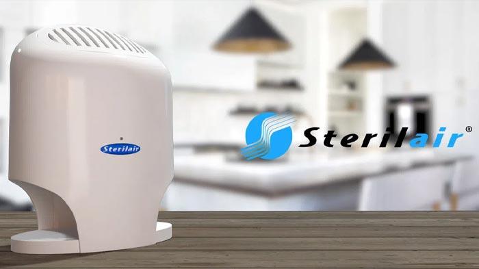 Purificador/Esterilizador de ar Sterilair STR-4