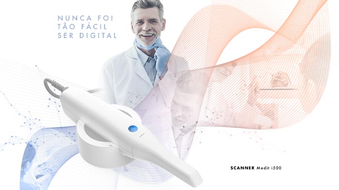 Scanner Medit i500